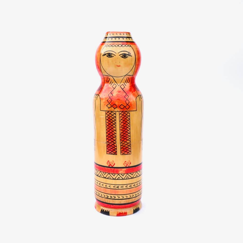 Wooden bottle cover / M /女性A
