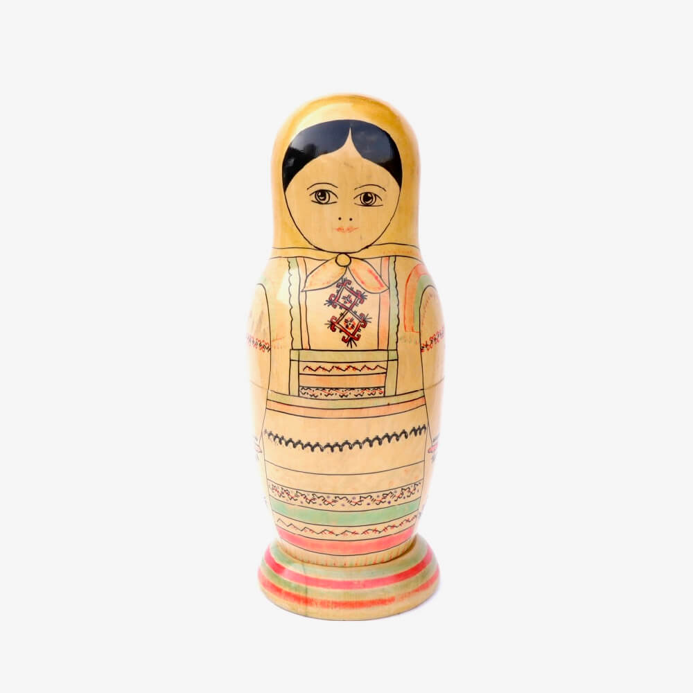 Wooden bottle cover / L /女性