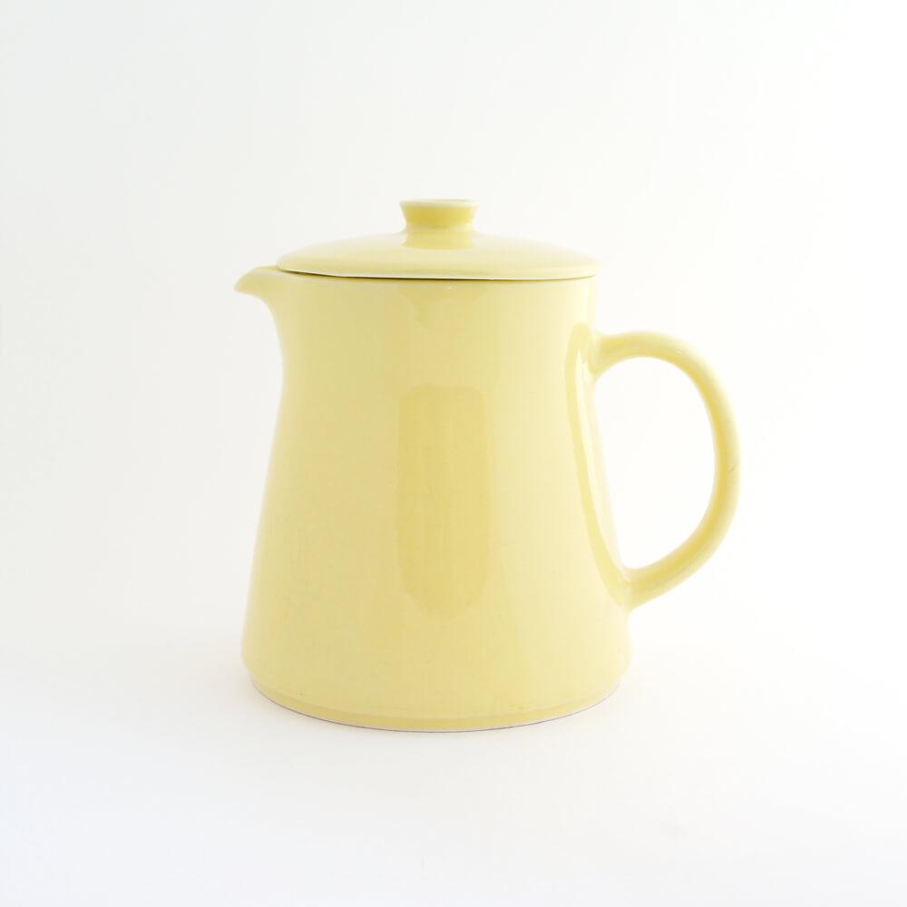 Kaj Franck/ARABIA/ KILTA / Pitcher with lid /Yellow