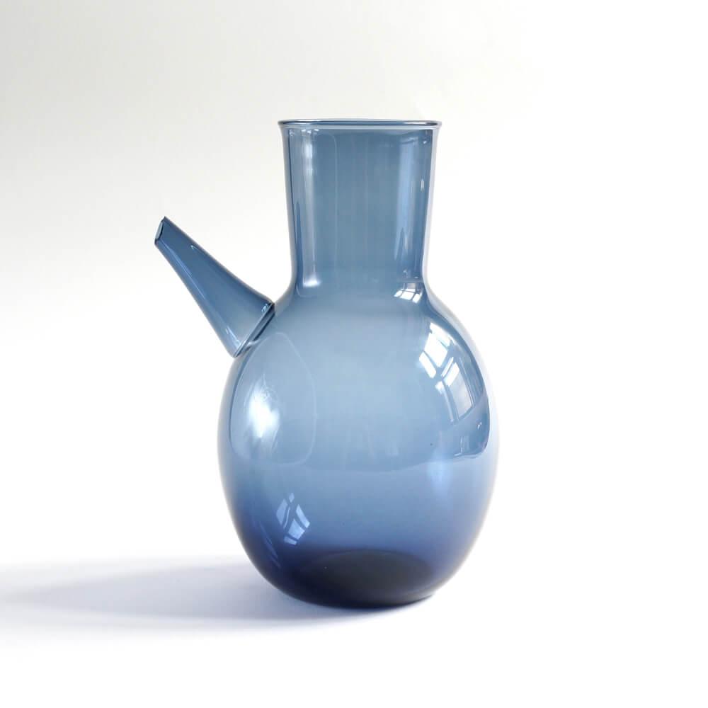 Timo Sarpaneva/ Iittala /Decanter i-406/Blue