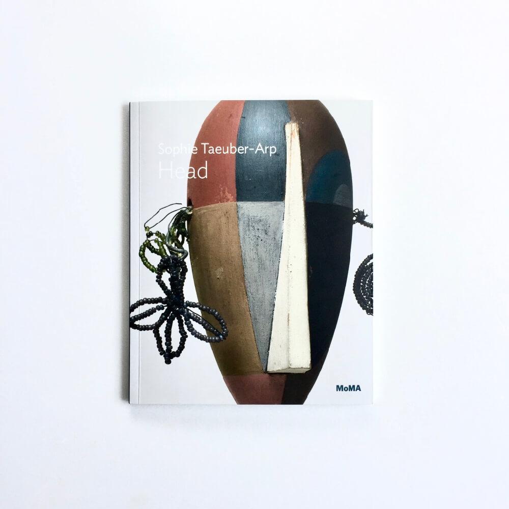 Sophie Taeuber - Arp / Head