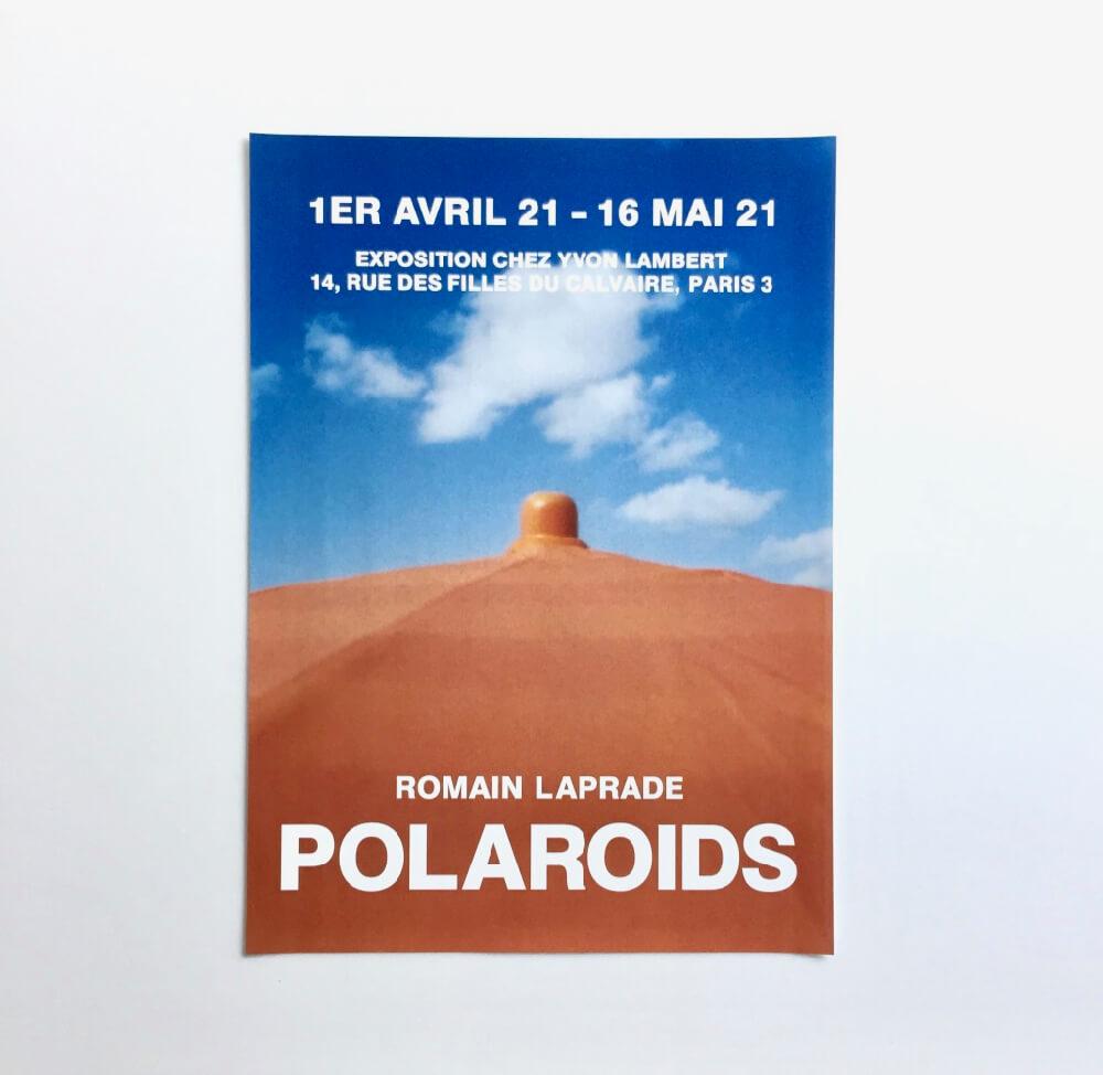 Romain Laprade / Polaroids (Posters) / Umbrella