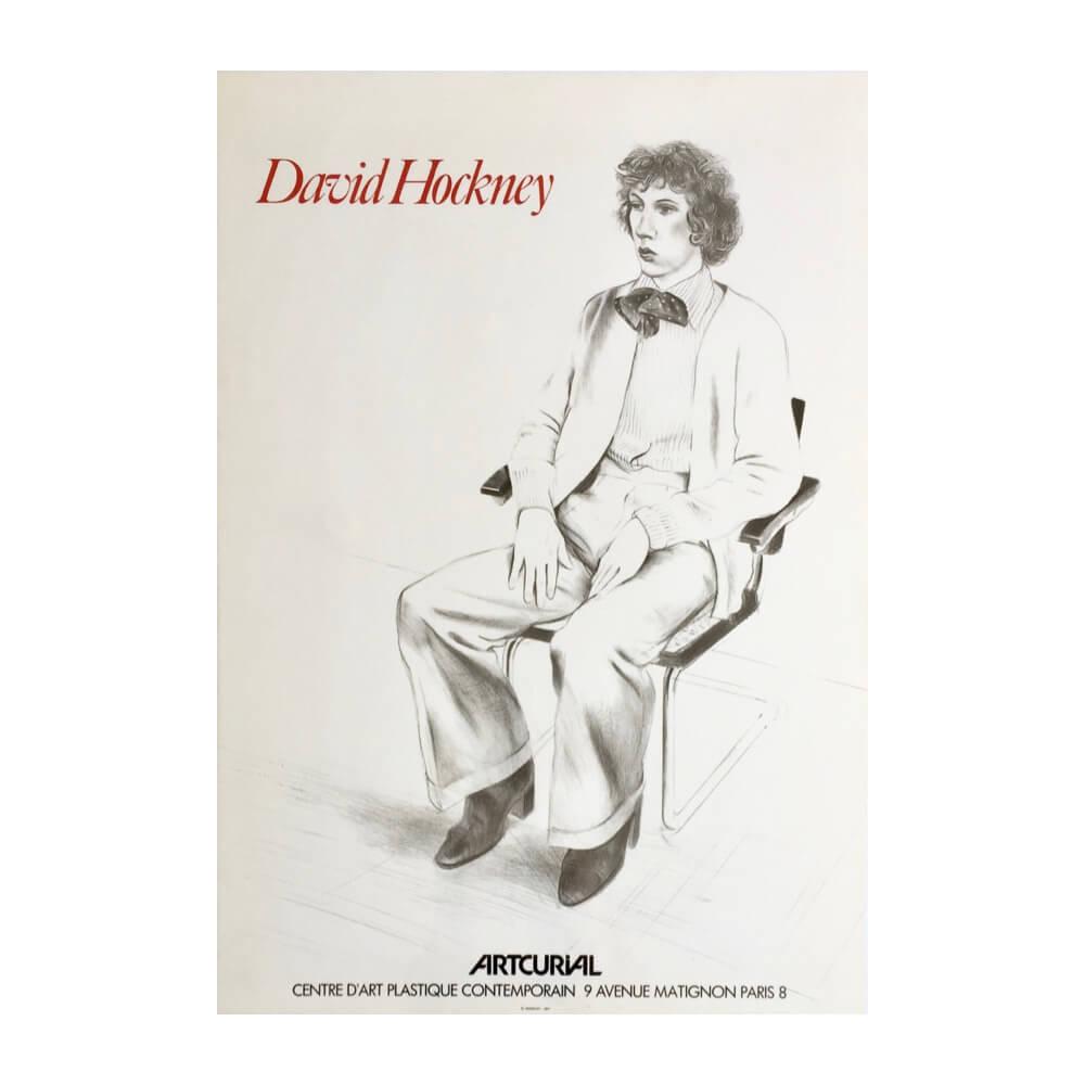 David Hockney / Mourlot /