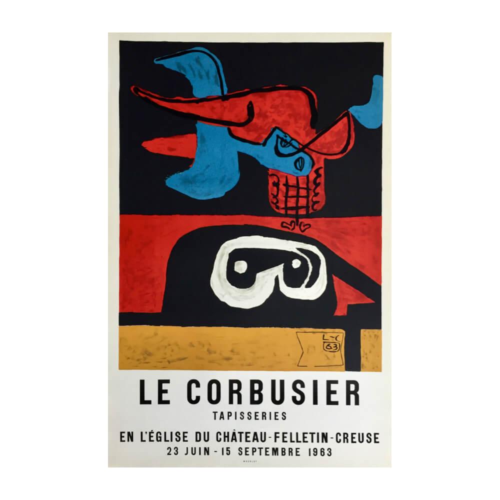 Le Corbusier / Tapisseries 1963