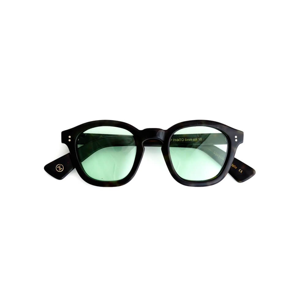 LESCA LUNETIER/Upcycling Acetate Collection/TRAP PANTO 8mm col.16