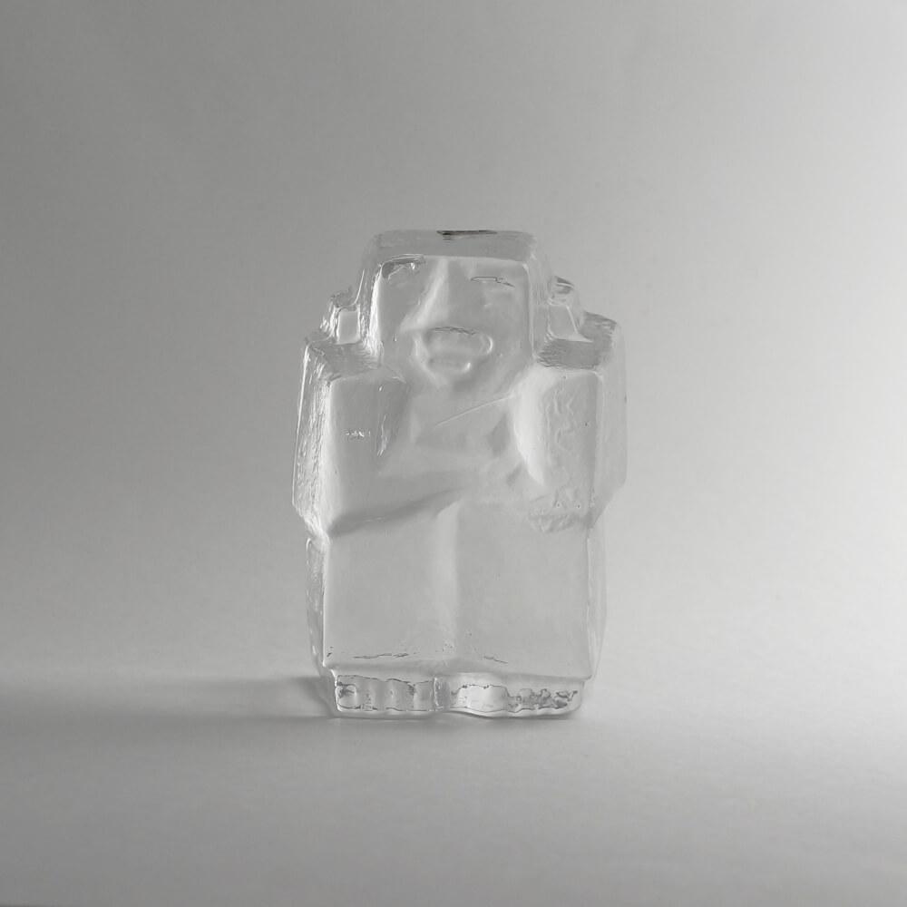 Erik Hoglund/オーナメント/Clear/腕組