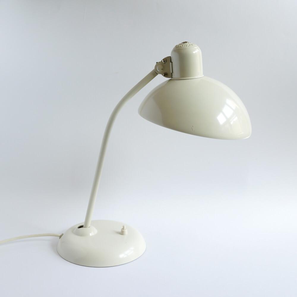 Christian Dell/Kaiser Idell/Desk Lamp 6556/White