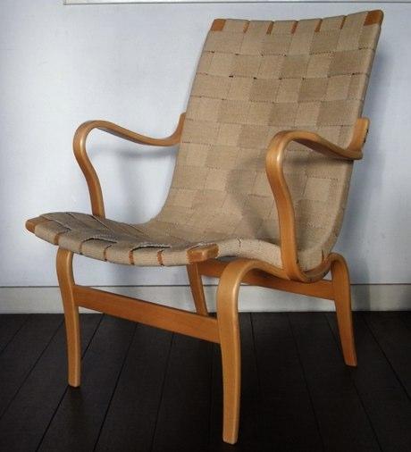 Bruno Mathsson/Easy Chair
