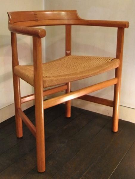 Hans J. Wegner / Arm Chair  PP-62