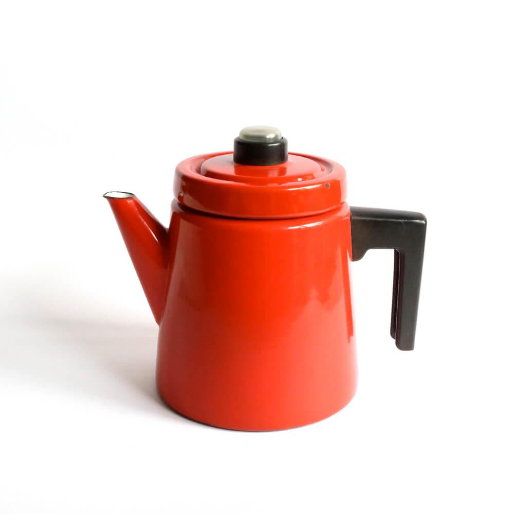 Antti Nurmesniemi/COFFEEPOT(L)Red
