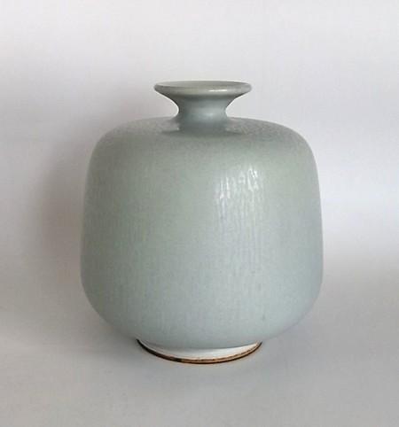 Berndt Friberg/ Vase (M)/ Light Blue
