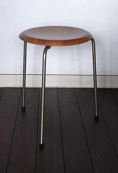 Fritz Hansen / 3-legged stool