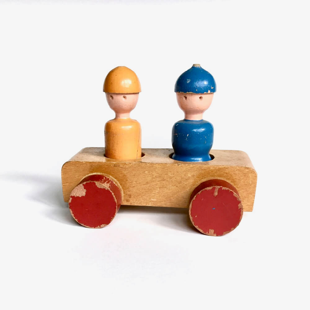 Kay Bojesen/Wooden Toy