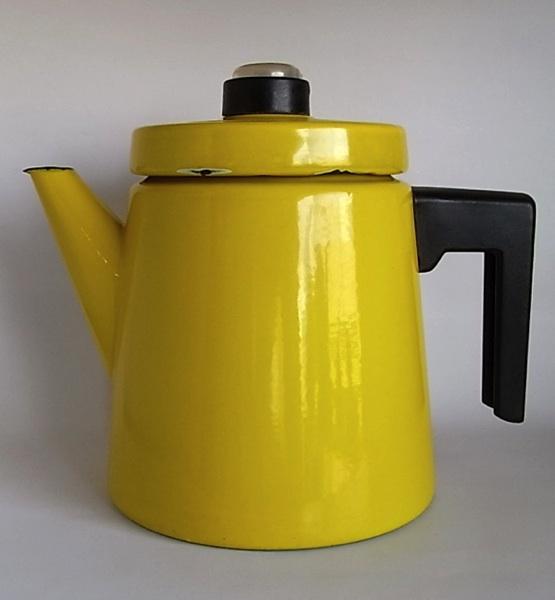 Antti Nurmesniemi/CAFEPOT(L)Yellow