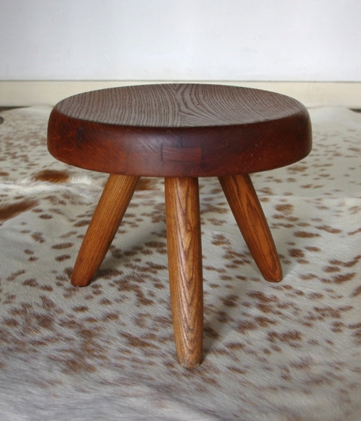 Charlotte Perriand/Low Stool(Galerie Steph Simon)Natural