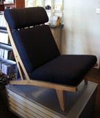 Hans J. Wegner/Easy Chair GE-375