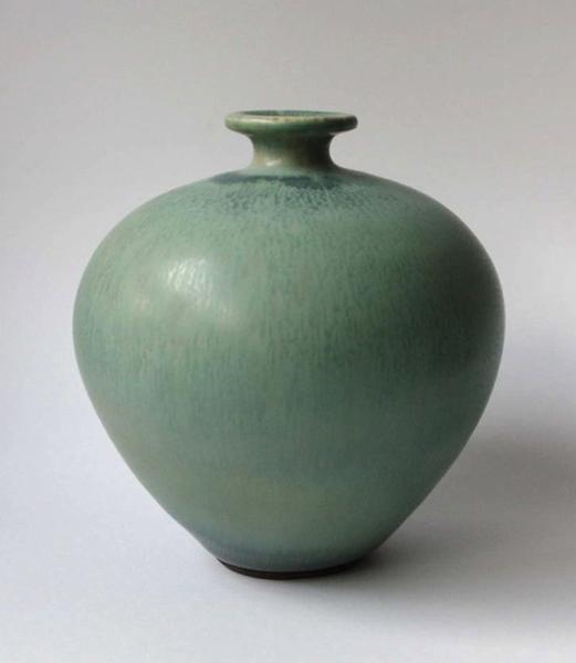 Berndt Friberg/Vase(M)/Light Blue
