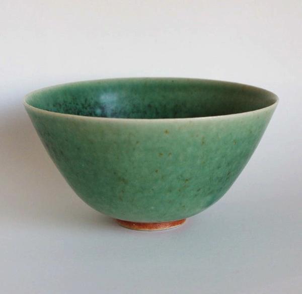 SAXBO/Thin walled footed bowl/Caribbean