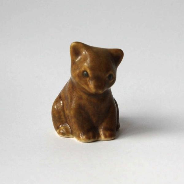 PALSHUS/DENMARK/ Bear figure