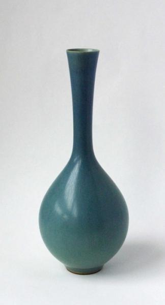 Berndt Friberg/vase(L)/Light blue