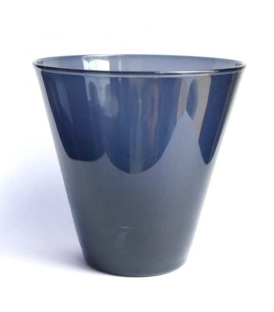 Kaj Franck/Nuutajarvi/ Tumbler/2744 (M)Blue