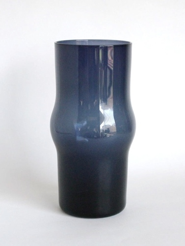 Kaj Franck/ Nuutajarvi/ Tumbler/1711 Blue