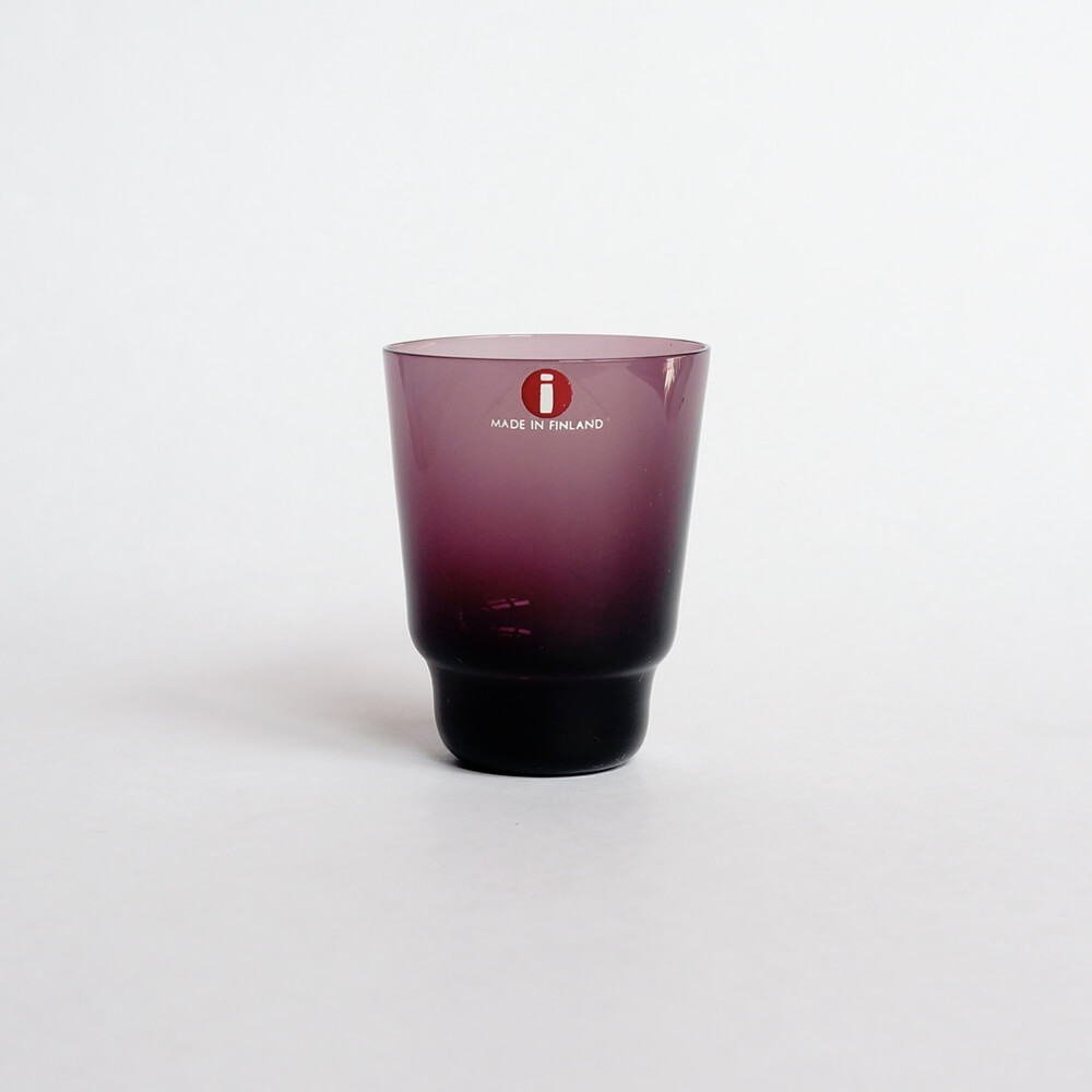 Timo Sarpaneva/Shot glass/i-106/Purple