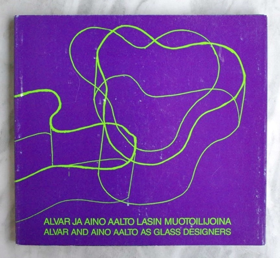 ALVAR AND AINO AALTO AS GLASS DESIGNERS