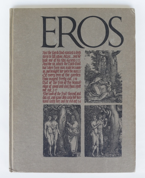 Ralph Ginzburg×Herb Lubalin / EROS Winter