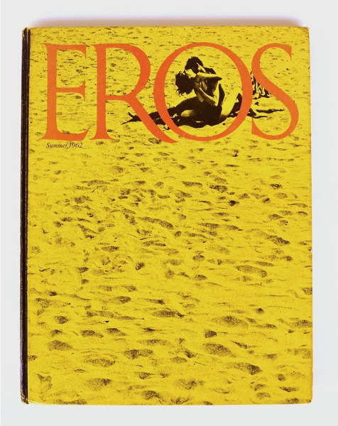 Ralph Ginzburg×Herb Lubalin / EROS Summer