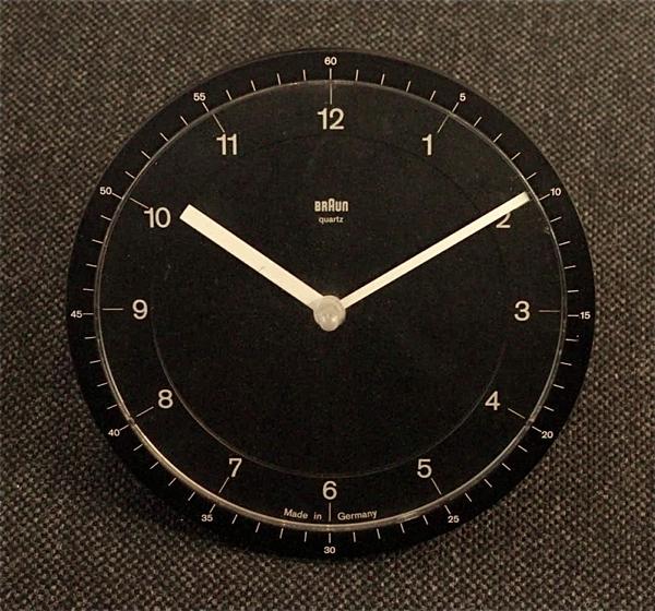 Dietrich Lubs / BRAUN / Wall clock ABW41