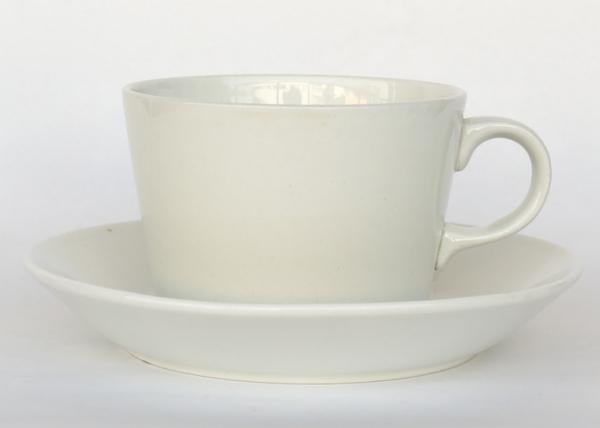 Kaj Franck/KILTA/Cup&Saucer/White
