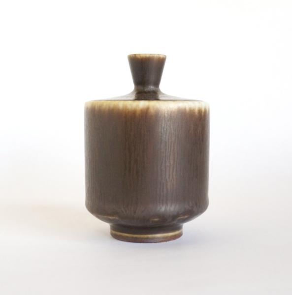 Berndt Friberg/Vase(S)/Brown