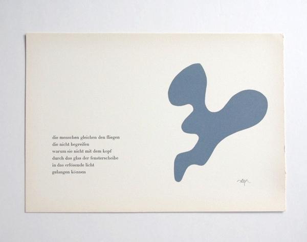 Hans Arp/1963