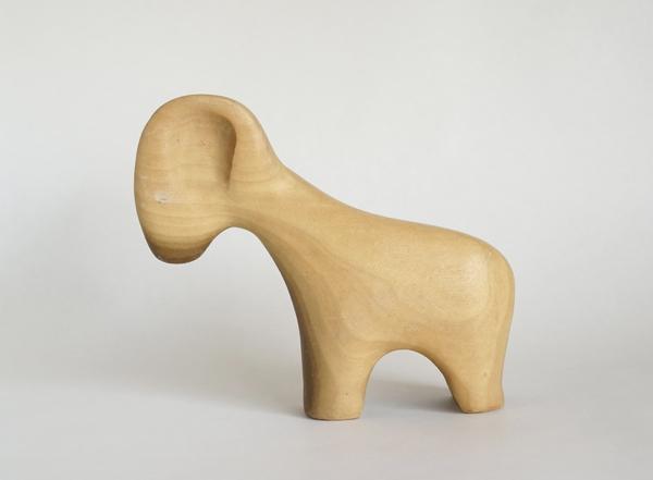 Antonio Vitali / Wooden toys/ひつじ