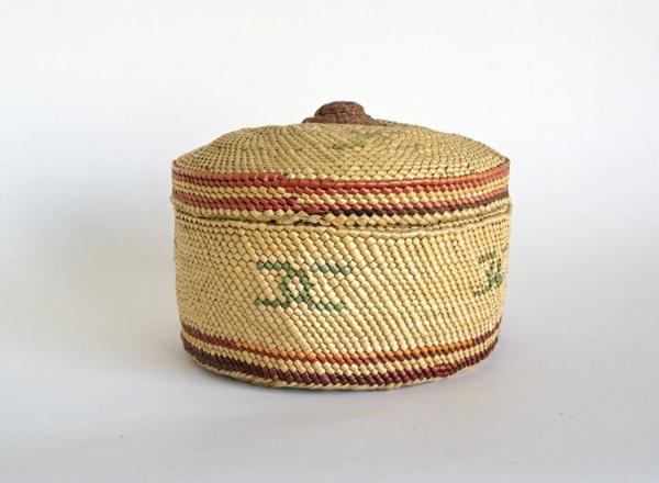 Makah Tribe/Basket(M)