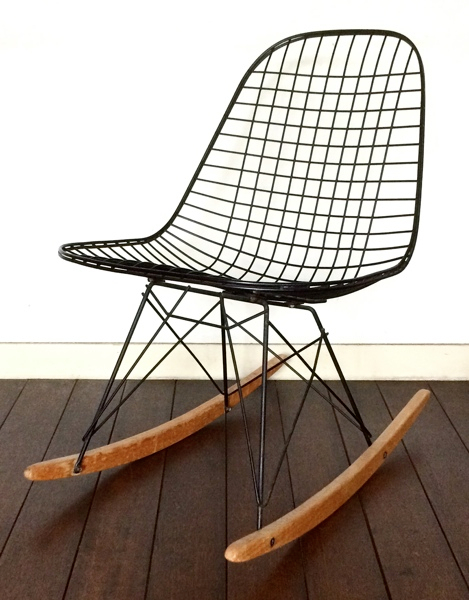 Charles & Ray Eames / DKR + Rcker Base