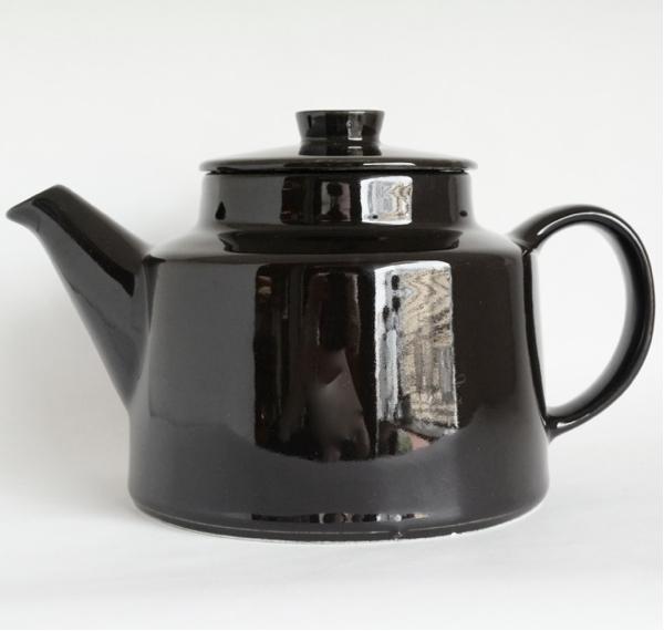 Kaj Franck/KILTA/Tea Pot/Black
