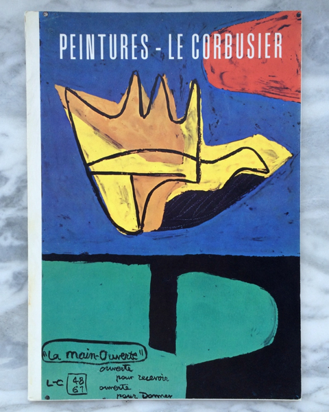 PEINTURES - LE CORBUSIER
