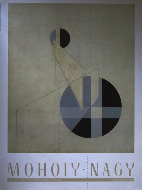 MOHOLY NAGY / Composition AXX