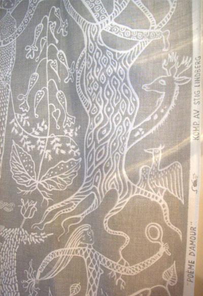 Stig Lindberg / Textile