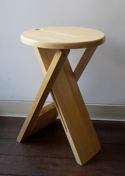 Adrian Reed/ Folding stool