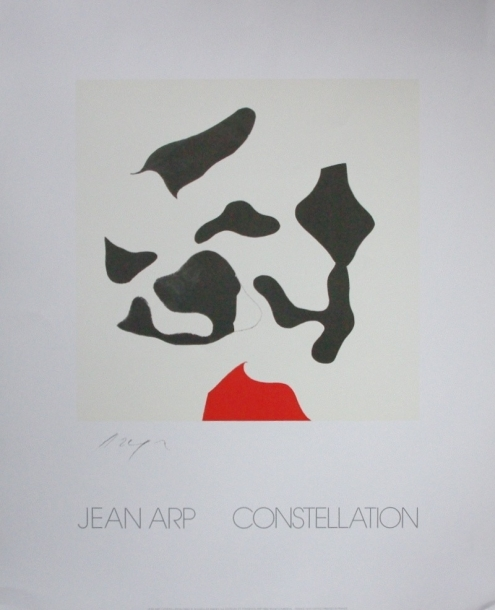 Jean(Hans) Arp CONSTELLATION