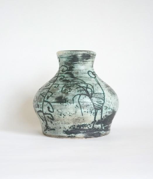 Jaeques Blin/vase