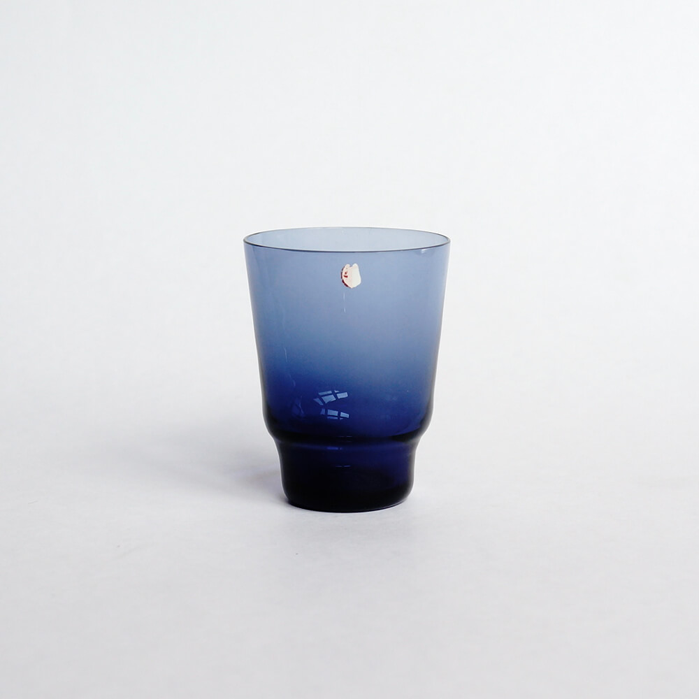 Timo Sarpaneva/Shot glass/i-106/Blue