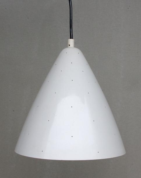Lisa Johansson-Pape / Idman / Ceiling lamp/ white