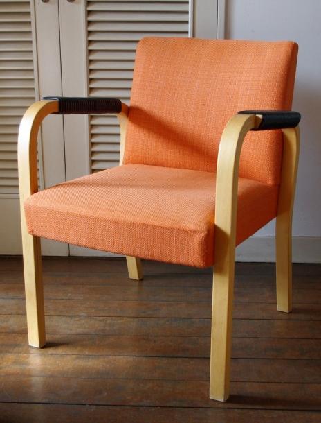 Alvar Aalto /Arm Chair No.46/ Fabric