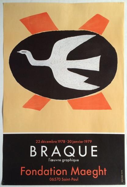 Georges Braque/L'oevre graphique
