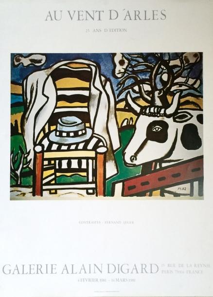 Fernand Leger /Galerie Adrien