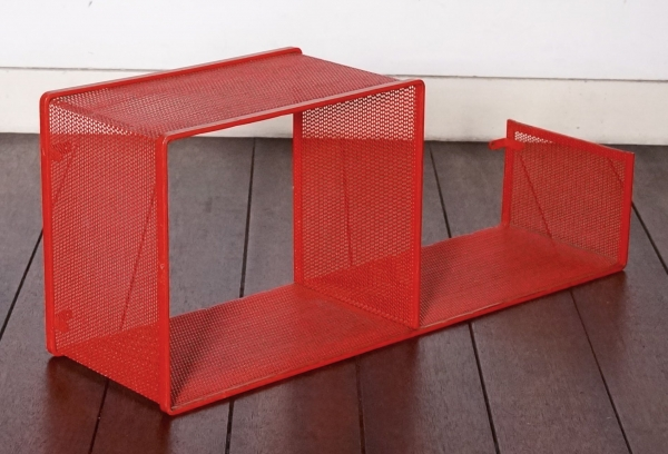 Mathieu Mategot / Shelf  (Red)